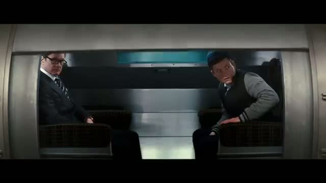 Kingsman: The Secret Service Official Trailer (2014) Colin Firth, Michael Caine HD