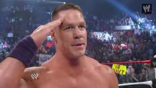 John Cena and WWE honor our fallen heroes: WWE Raw, May 26, 2014