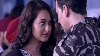 Ashq Na Ho Song - Holiday (2014) - Akshay Kumar & Sonakshi Sinha - Arijit Singh