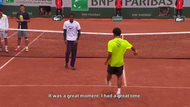 "2014 French Open. Getting to know French player Lokoli alias ""El Loko"""