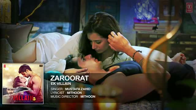Zaroorat Full Audio Song - Ek Villain (2014) | Mithoon | Mustafa Zahid