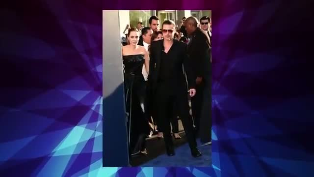 Brad Pitt Attacked by Infamous Prankster at 'Maleficent' Premiere