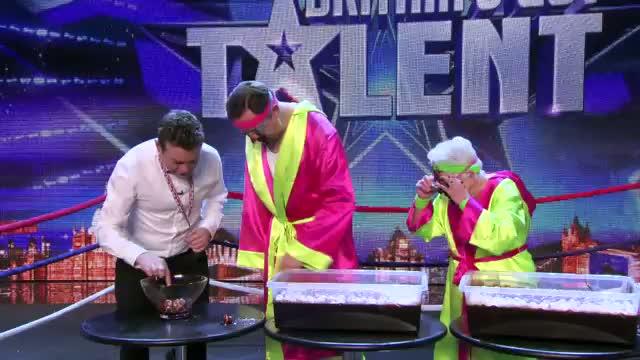 Britain's Got More Talent 2014 - A messy climax to David Vs Doris