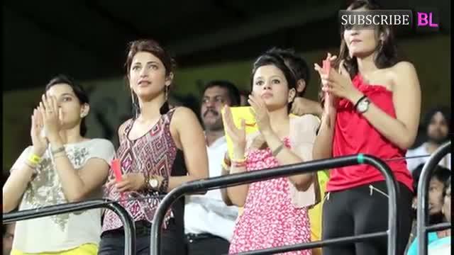 After Anushka Sharma-Virat Kohli, Shruti Haasan and Suresh Raina the new lovebirds in town