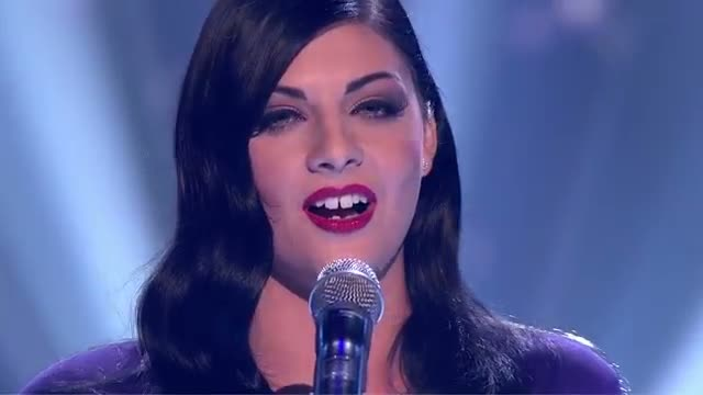 Lucy Kay sings Nella Fantasia - Britain's Got Talent 2014