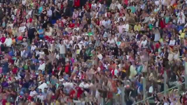 Pope Francis Leads Rally of 50,000 in Rome