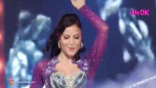 Elli Avram's 'Baby Doll' Performance - Life Ok Now Awards - 31st May 2014