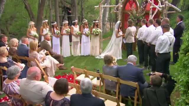 Brie Bella and Daniel Bryan exchange wedding vows: WWE Total Divas Season 2 Finale, June 1, 2014