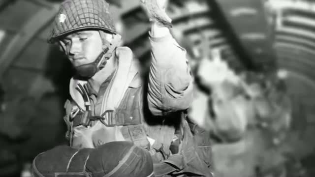D-Day Paratrooper: 'It's Always There'