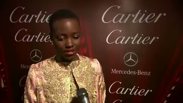 Lupita Nyong'o is in the New 'Star Wars'
