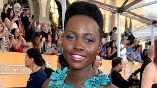 LUPITA NYONG'O Cast in Star Wars Episode VII