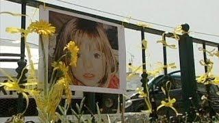 Police search Portugal scrubland for Madeleine McCann