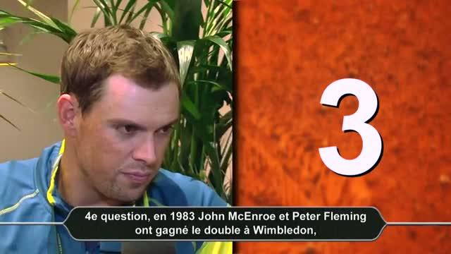 Quiz Bob vs. Mike Bryan : Les doubles americains - Roland Garros 2014