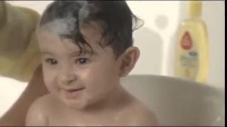 Johnson's Baby Powder New Ad 2014 - POG (Odiya)
