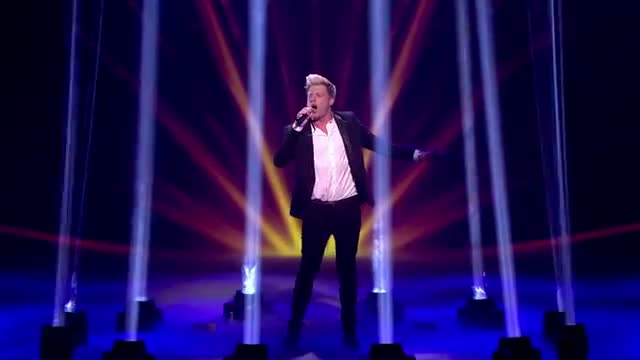 Listen to Andrew Derbyshire - Britain's Got Talent 2014