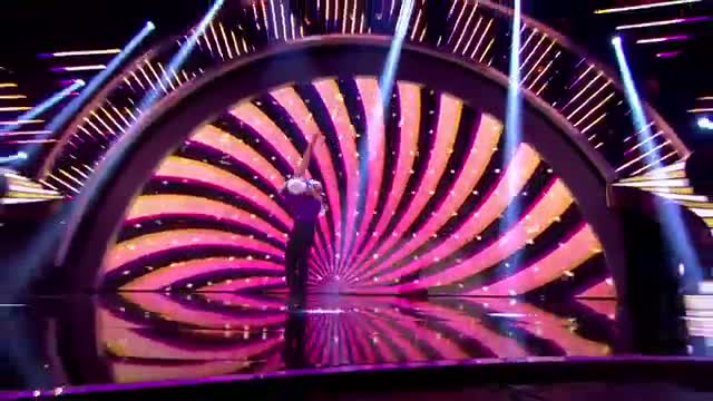 Paddy & Nico sashay back into the competition - Britain's Got Talent 2014