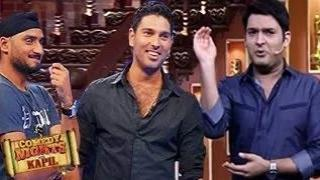 Yuvraj Singh & Harbhajan Singh on Comedy Nights with Kapil 7th June 2014 Video