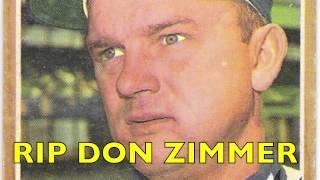Don Zimmer Tribute Video - Don Zimmer Dead at 83