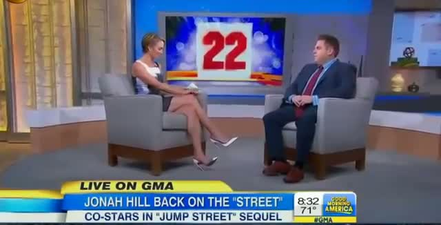 Jonah Hill interview Homophobic Slur Apology And 22 Jump Street | VIDEO