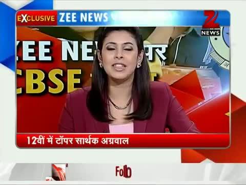 Exclusive with CBSE Class 12 topper Delhi boy Sarthak Agarwal