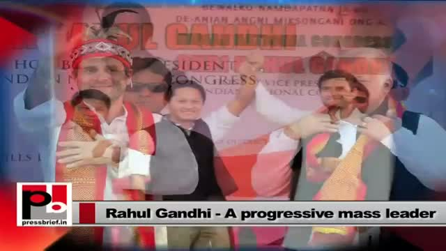 Rahul Gandhi always stressed for women's security and safety