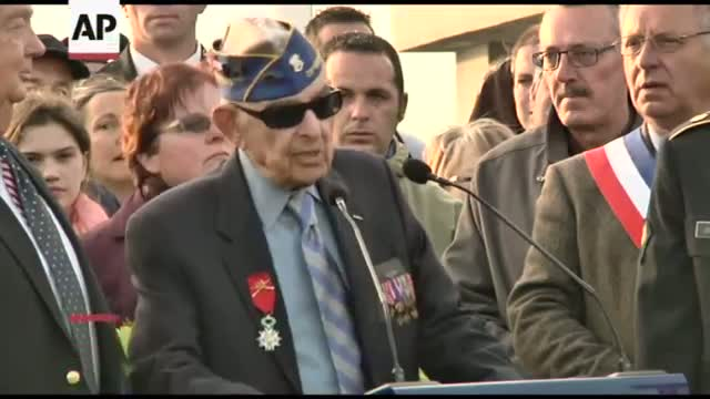 D-Day Veteran: 'Surrender Not in Our Dictionary'