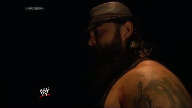 Bray Wyatt returns from Payback reborn: WWE SmackDown, June 6, 2014