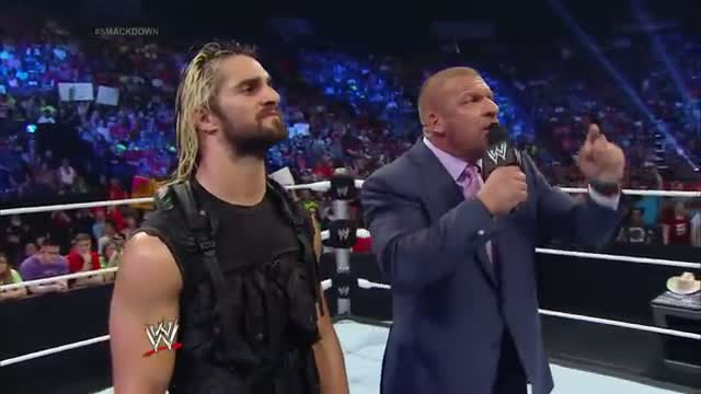 Seth Rollins explains why he did what he did to The Shield: WWE SmackDown, June 6, 2014