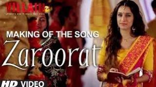 Making of the Song: Zaroorat - Ek Villain (2014) - Mithoon | Mustafa Zahid