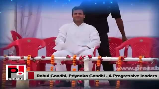 'Rahul Gandhi and Priyanka Gandhi together can lift the Congress'
