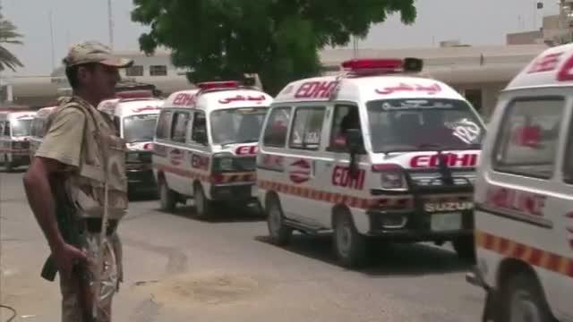 Pakistani Taliban Take Credit for Airport Attack