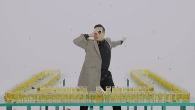 Psy Teams Up With Snoop Dogg for New Video
