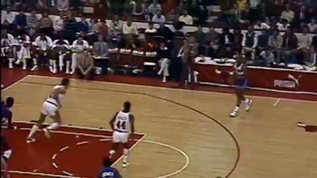 NBA: Leon Wood vs. Bulls Highlights (Basketball Video)