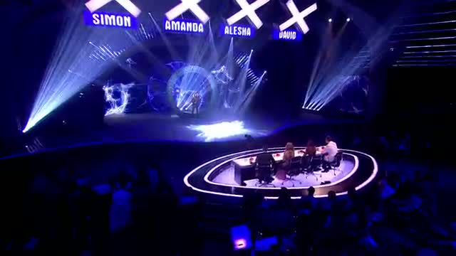 Violinist Lettice Rowbotham rocks Evanescence's Bring Me to Life - Britain's Got Talent 2014 Final