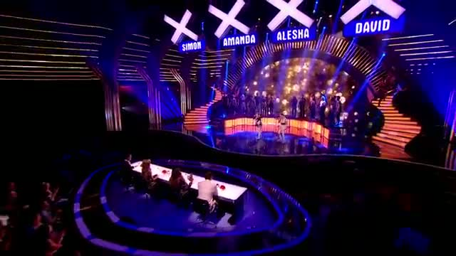Bars & Melody perform Twista feat. Faith Evans's Hopeful - Britain's Got Talent 2014 Final