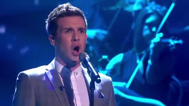 Collabro are singing Stars - Britain's Got Talent 2014 Final