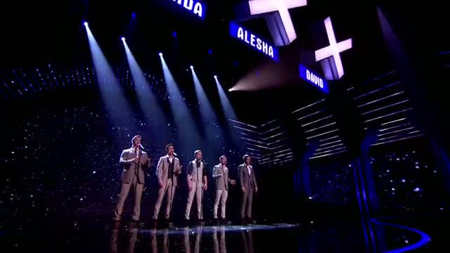 Encore! Collabro perform as winners of Britain's Got Talent 2014 - Britain's Got Talent 2014 Final