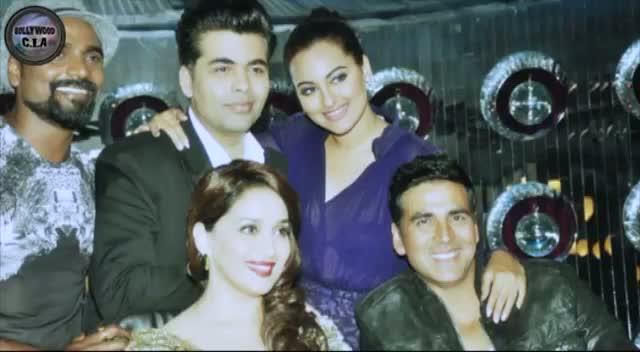 Sonakshi Sinha flaunts her bra on Jhalak Dikhhla Jaa 7 Episode 1