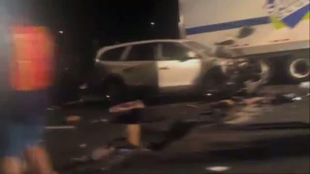 NJ 911 Calls Released From Tracy Morgan Crash