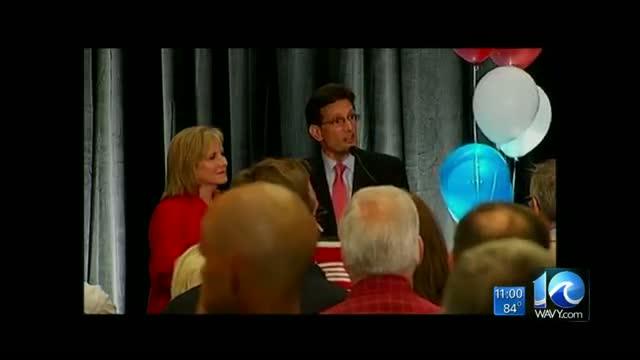Rep. Eric Cantor loses Va. primary