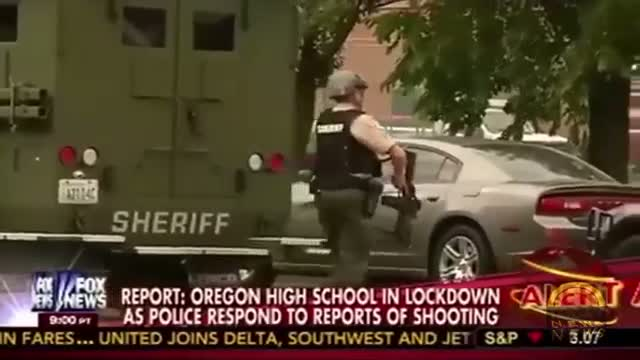 Oregon High School Shooting - Shooting at Troutdale Reynolds High School 6/10/2014