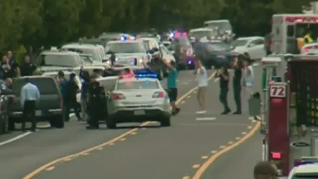 Oregon high school shootings: Gunman dead after Reynolds High School shootings