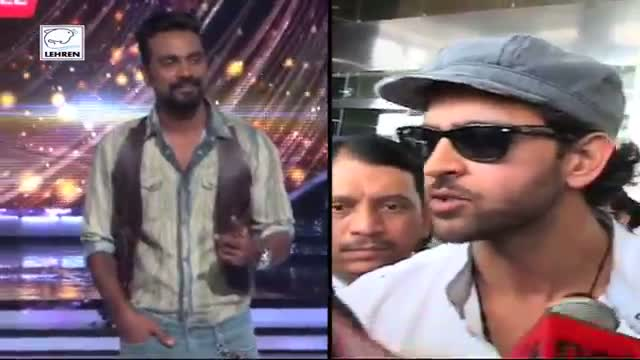 Remo D'souza Scared Of Hrithik Roshan