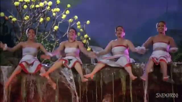 Dhoka Dhoka Hui (HD) - Lover Boy Songs - Rajiv Kapoor - Meenakshi Sheshadri - Asha Bhosle
