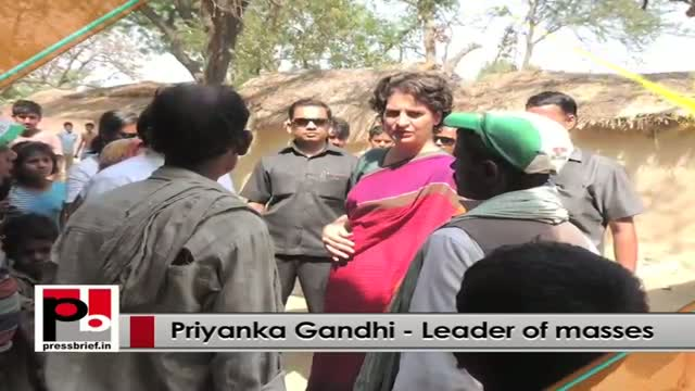 Priyanka Gandhi - a leader who has great resemblance with Indira Gandhi
