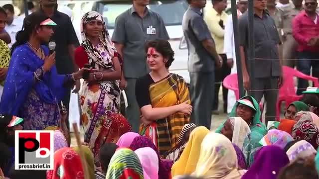 """One can see Indira Gandhi in Priyanka Gandhi, she has good leadership qualities"""