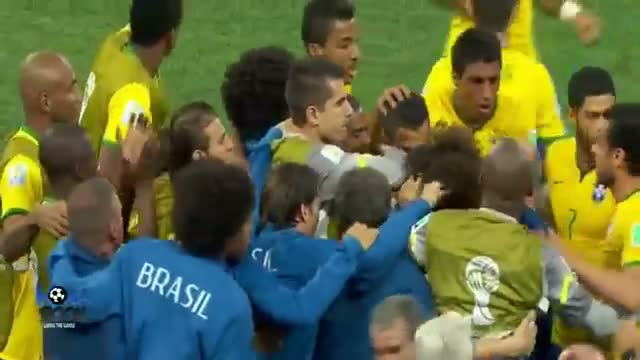 Neymar Amazing Goal - Brazil vs Croatia 2014 (1-1) - FIFA World Cup 2014