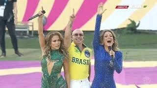 Jennifer Lopez Performance - Opening Ceremony FIFA World Cup 2014 - HD