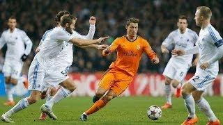 Cristiano Ronaldo 2014 Crazy Skills - Dribbling - Goals HD Video