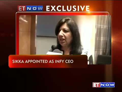 Kiran Mazumdar Shaw On Vishal Sikka's Appointment As Infosys CEO